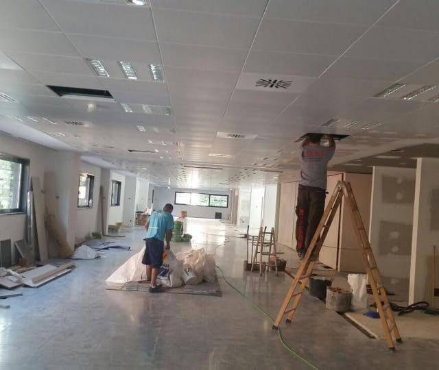 Reforma de oficinas ADP