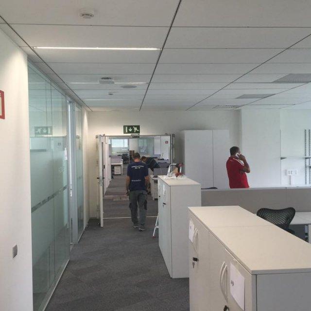 Reforma de oficinas Sony