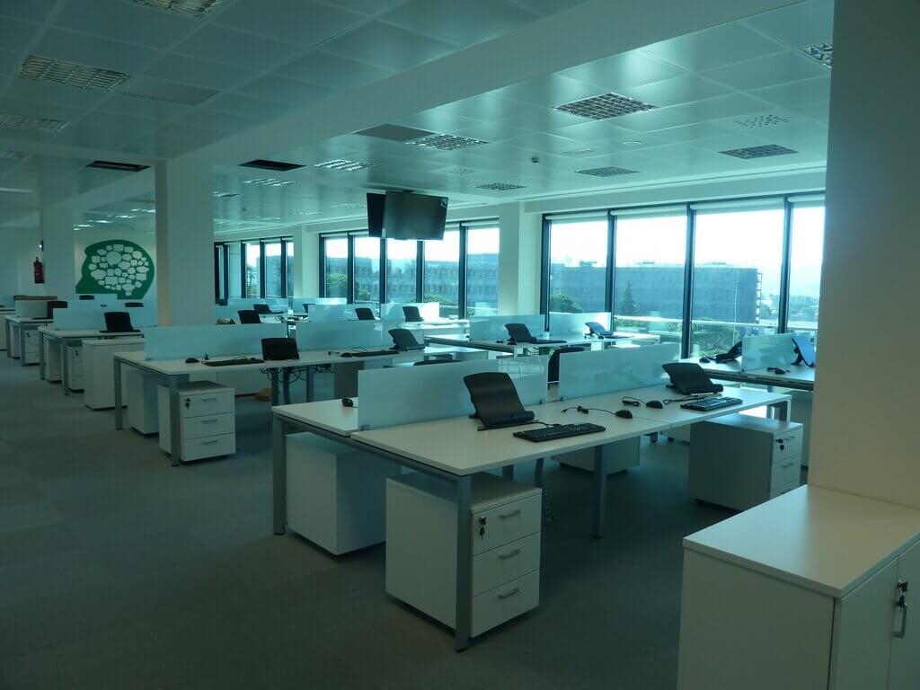 Oficinas sage construcci n mx 10 for Catalana occidente oficinas